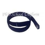 Belt 38-42 PhD School Uniform Primary Pinafore-Navy | Baju Pinafor Sekolah Rendah Perempuan