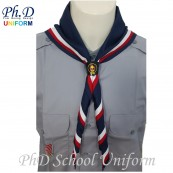 PhD Scout Scarf (Size S, M, L, XL) School Student & Officer   Skaf Pengakap Murid Sekolah & Pemimpin